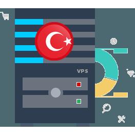VPS Hosting in Turkey
